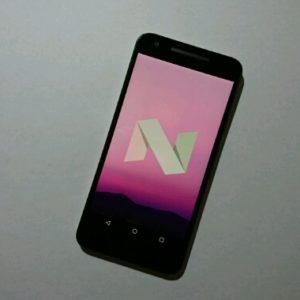 Android 7.1.1新機能紹介 「 ホーム画面からアプリ操作のシュートカット」