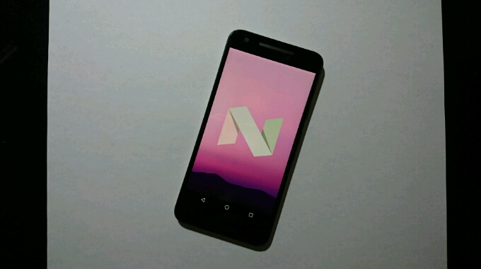 Android 7.1.1新機能紹介「絵文字」