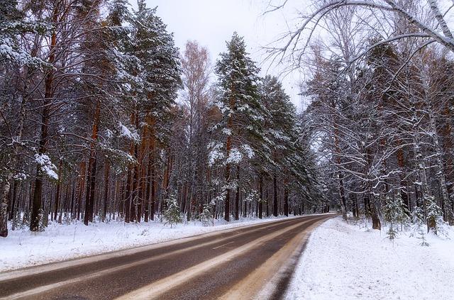雪道や凍結した道路の転ばない歩き方と、革靴用滑り止スパイクのご紹介