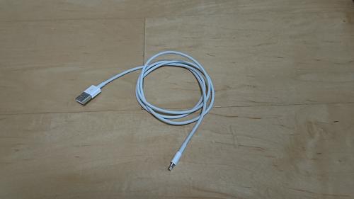 1000円以下で買える!Apple MFi 認証済みライトニングケーブルのご紹介